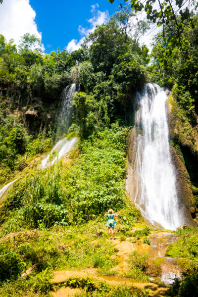Trinidad- Waterfalls