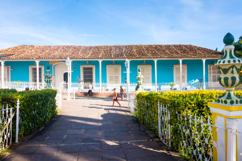 Museo de Arquitectura trinidad