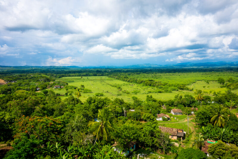 Trinidad-Valle de los Ingenios
