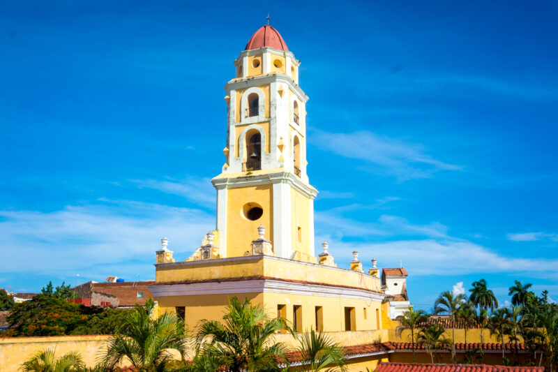 Trinidad-Bell Tower