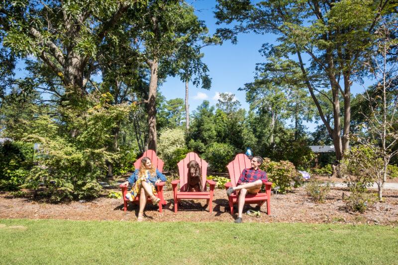 Wilmington NC-Arboretum of New Hanover County