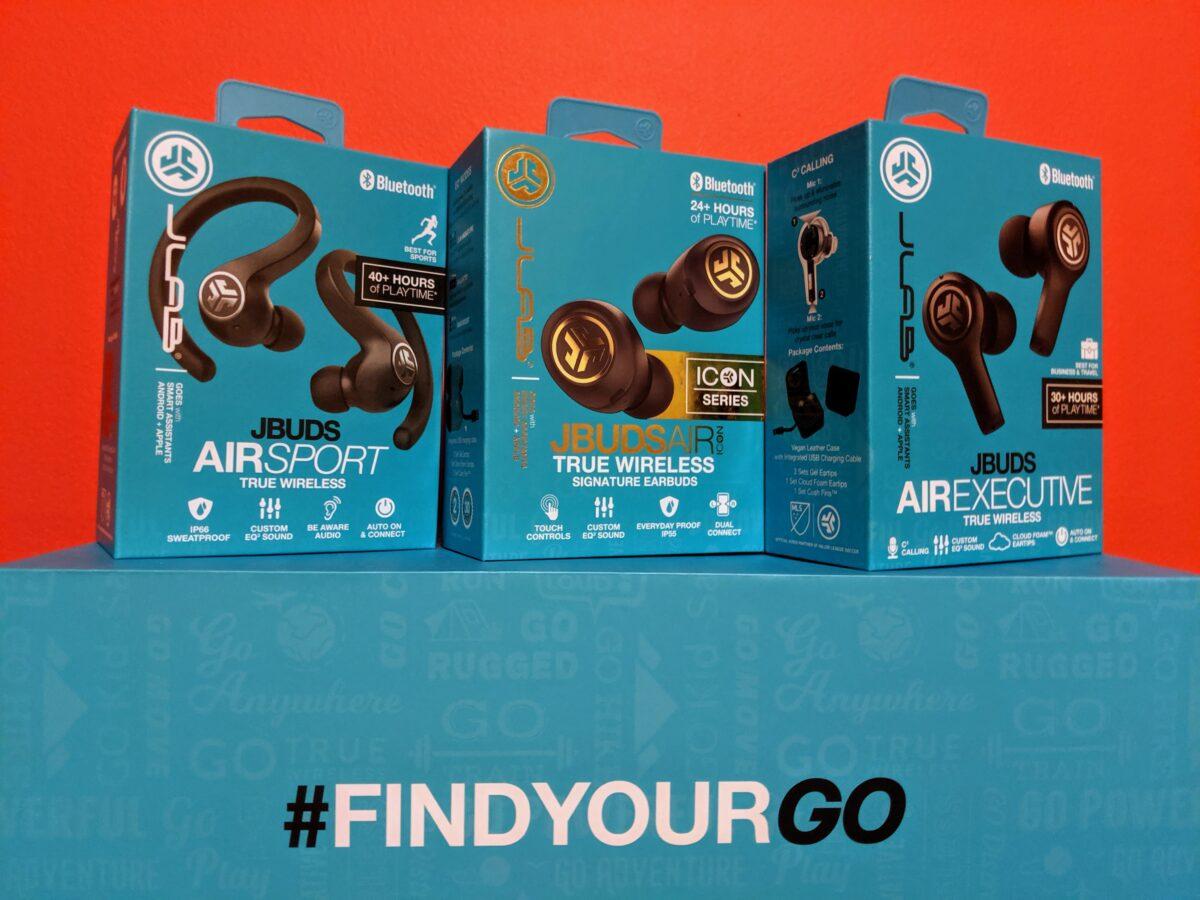 JLab Headphones: True Wireless Headphones for Travel under $100
