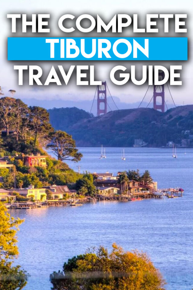 The complete tiburon travel guide