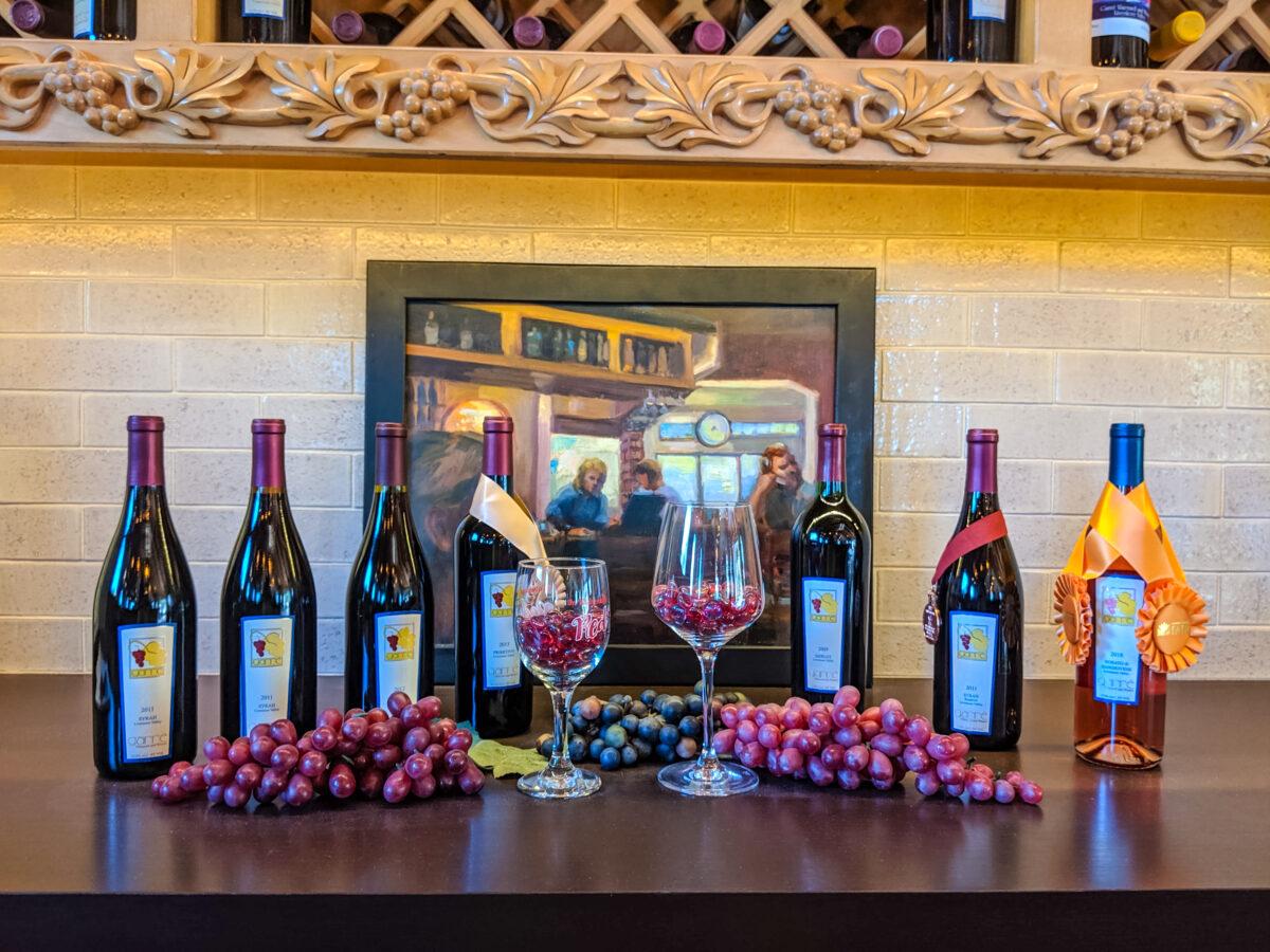 Wine Tasting at Garré Vineyard-2