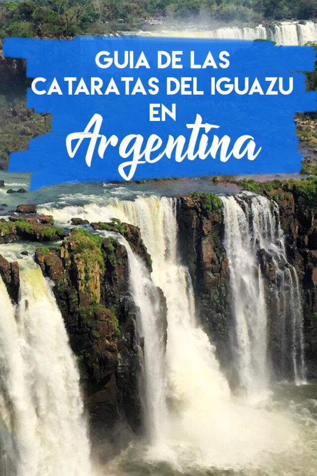 Guia de las Cataratas del Iguazu en Argentina