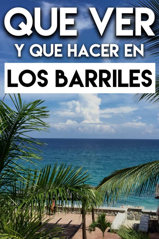 Qué ver y que hacer en Los Barriles, México
