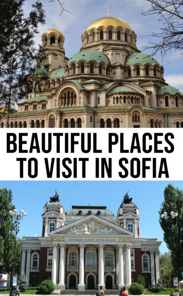 beautiful places to visit in sOFIA