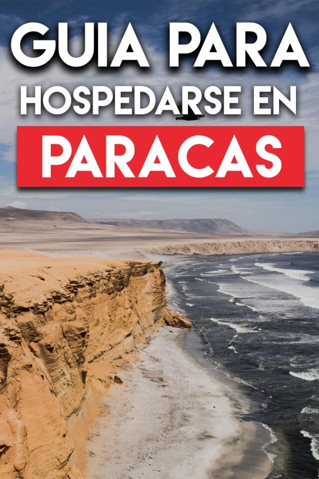 Guia para hospedarse en Paracas