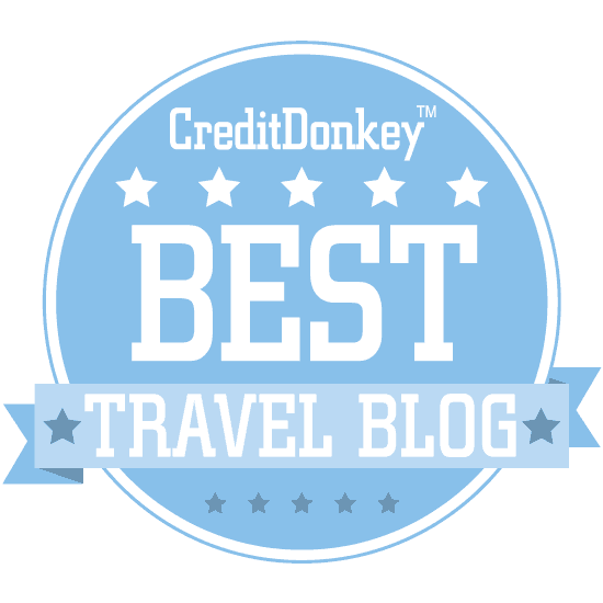 Banners for Credit Donkey Best Travel Blog