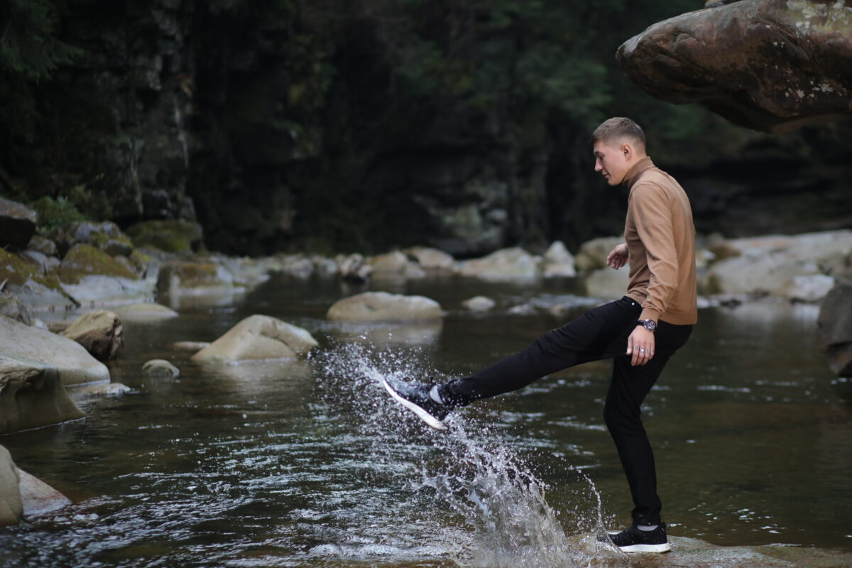 Loom Footwear: 100% Waterproof Shoes for Travelers